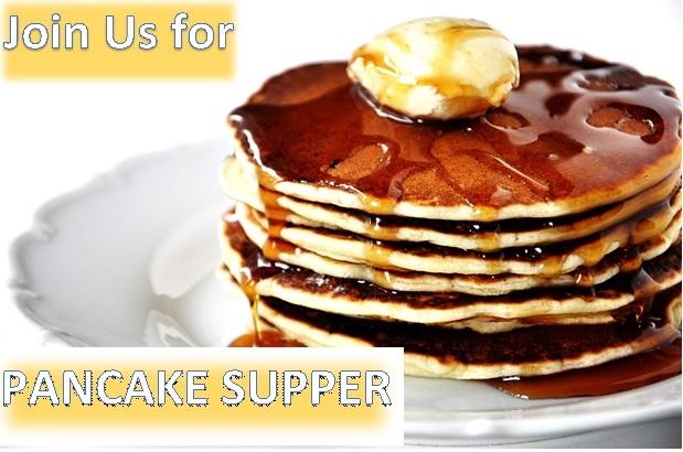 Pancake supper union cross moravian church